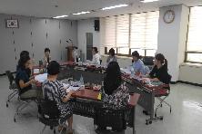 광주지역 안전정책에 대한 성인지적 모니터링 연구(착수)심의위윈회