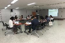 2018년 여성인재아카데미 실무자 간담회 개최